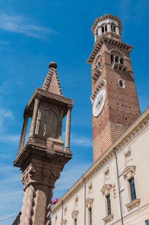 torre: Torre dei Lamberti IV