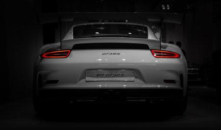 gt3: Porsche 911 GT3 RS III