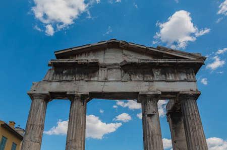 athena: Gate of Athena Archegetis II
