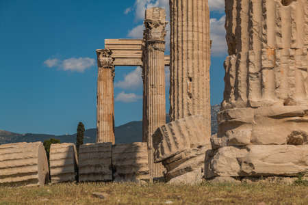 olympian: Temple of Olympian Zeus VI
