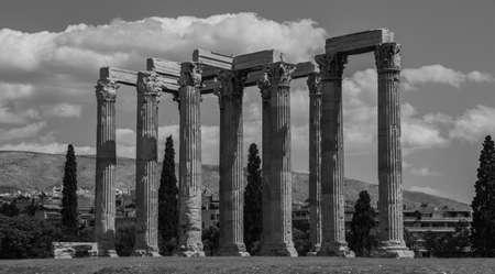 olympian: Temple of Olympian Zeus II