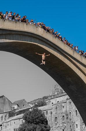 Old Bridge Jumpers IV Editorial