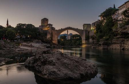 mostar: Mostar Sunset IV