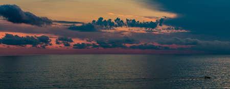 iv: Cinque Terre Sunset IV