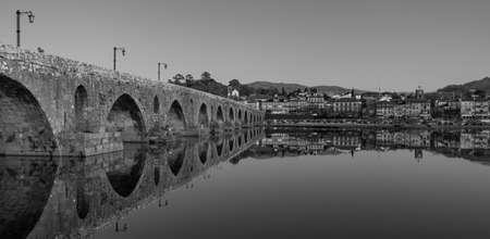 ponte: Ponte de Lima IV Stock Photo