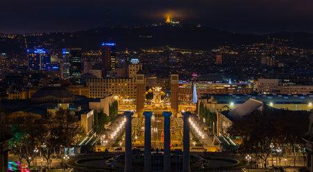 Plaça Espanya III Editorial