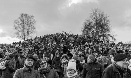 kaunas: Shrovetide Crowd I