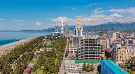 Batumi Highlights I 版權商用圖片
