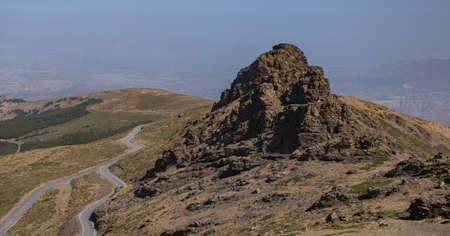 Sierra Nevada Crag II
