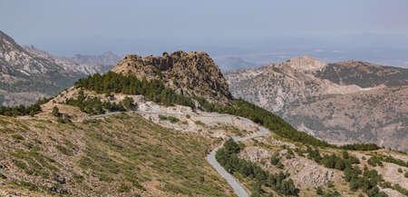 Sierra Nevada Crag I