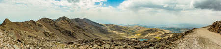 Sierra Nevada Panorama III