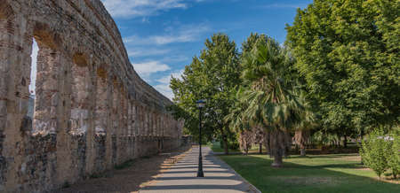 Aqueduct of San Lázaro I