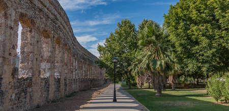 Aqueduct of San L�zaro I