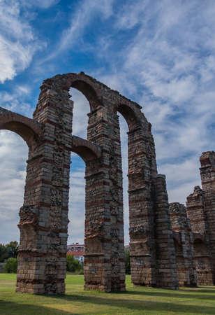 Aqueduct of Los Milagros III