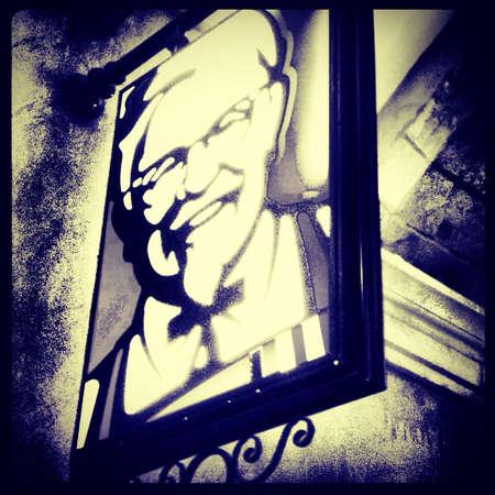 Old school KFC