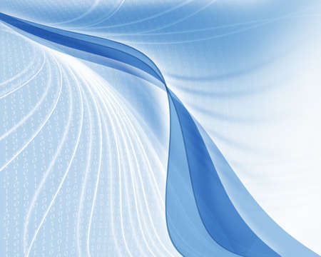 desktop wallpaper: abstract composition with blue and white digital numbers and central belt