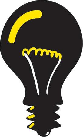 Light Bulb Stock Vector - 681424