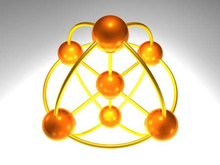 spherical: spherical network node