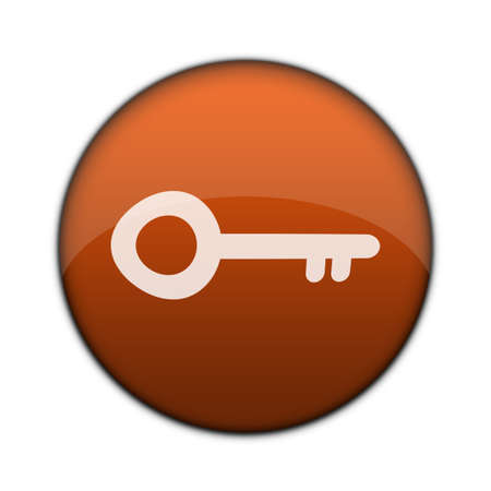 acquire: InternetOnline Applications Key 3D Button Stock Photo