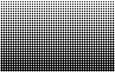 Vector Background Inspired in Halftone Offset Pattern