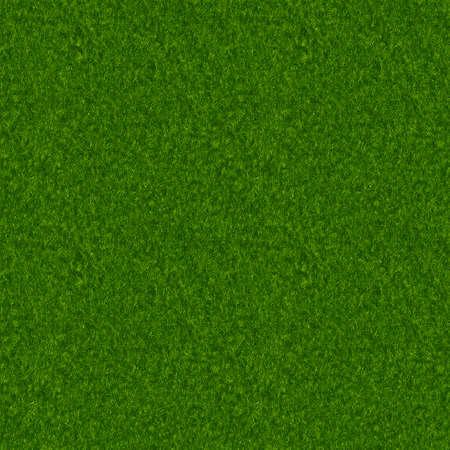 草 - シームレスなパターンの現実的なイラスト