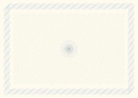 Abbildung der Certificate Hintergrund (Linie Mischungen f�r die einfache Bearbeitung intakt)