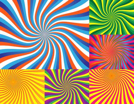 Sehr Colorful Wave-Hintergrundbilder