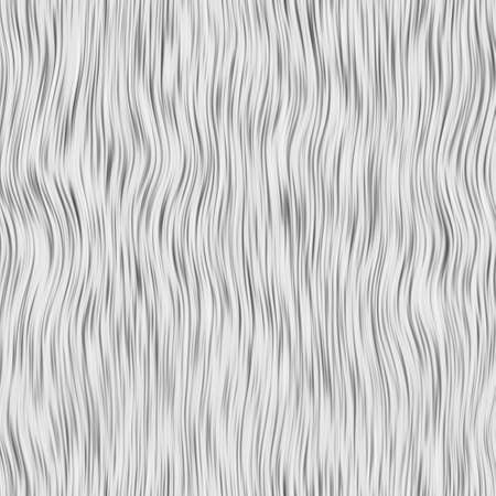 bitmap: Realistic Bitmap Illustration of Human Hair Stock Photo