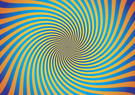 bitmap: Abstract Striped Background - Bitmap Illustration