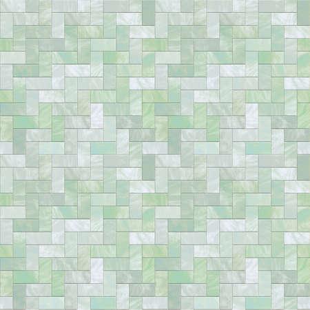 Stone Floor Seamless Pattern - Hyper Realistic Illustration illustration