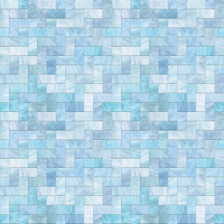 hyper: Stone Floor Seamless Pattern - Hyper Realistic Illustration Stock Photo