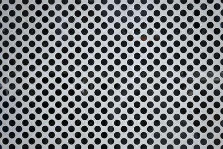 reticular: Metallic Geometric Background Texture Photo
