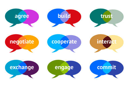 similarity: Intersecting Speech Bubbles With Constructive Proactive Remarks