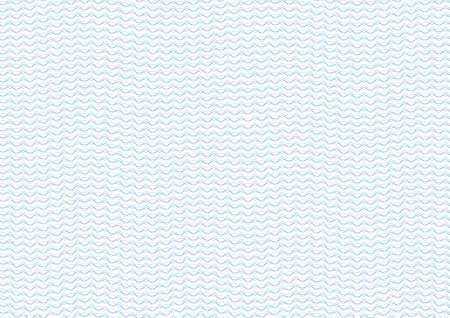 Guilloch Background Pattern For Certificate Vector Illustration Vettoriali