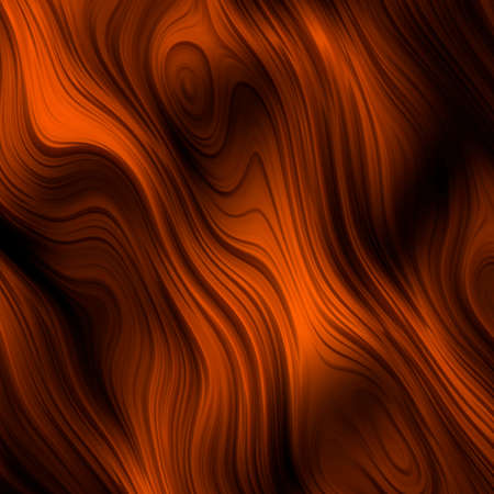 bitmap: Orange Ripples Abstract Background Seamless Pattern Bitmap Illustration