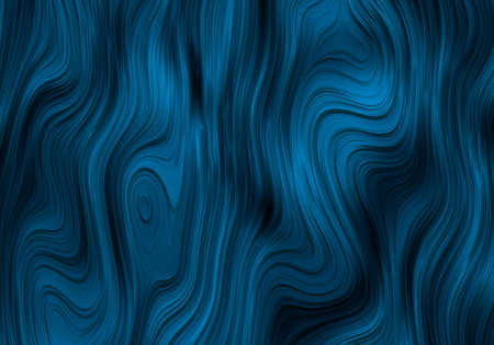 tactile: Blue Ripples Abstract Background Bitmap Illustration