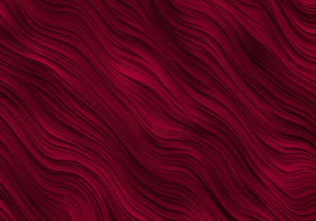 tactile: Red Ripples Abstract Background Bitmap Illustration Stock Photo