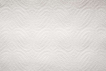 White Paper Towel Texture Background Horizontal Photo