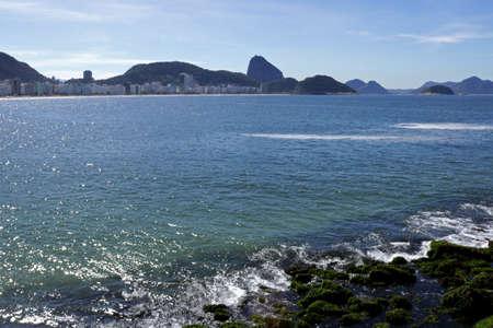 ruder: Leme Beach and Sugar Loaf Rio de Janeiro