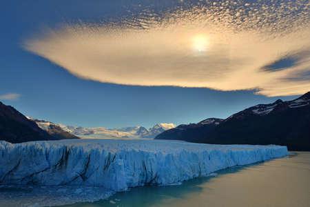 Perito Moreno Glacier, Argentina photo