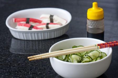 kama: Japanese Meal