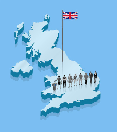 United Kingdom citizens. All Shadows and Shadows. Иллюстрация