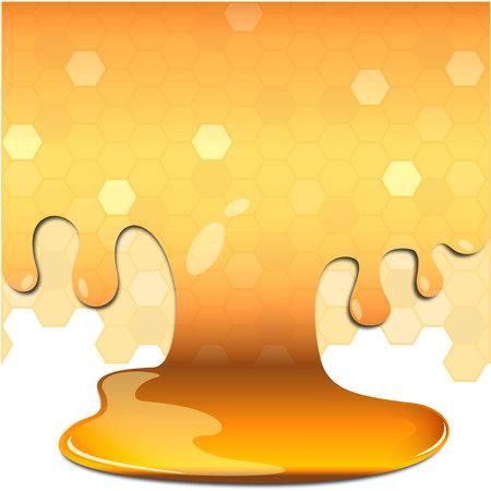 caramel: Honey