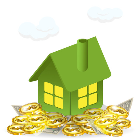 premises: House and money