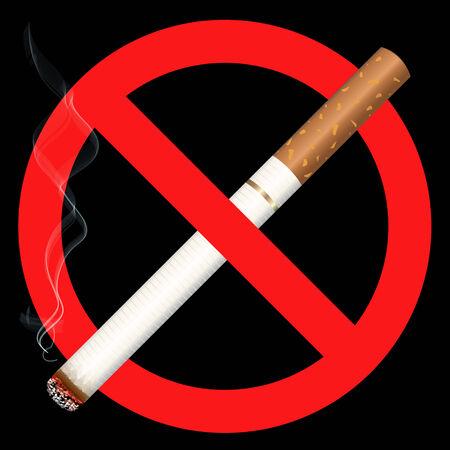 Smoking Stock Vector - 7144406