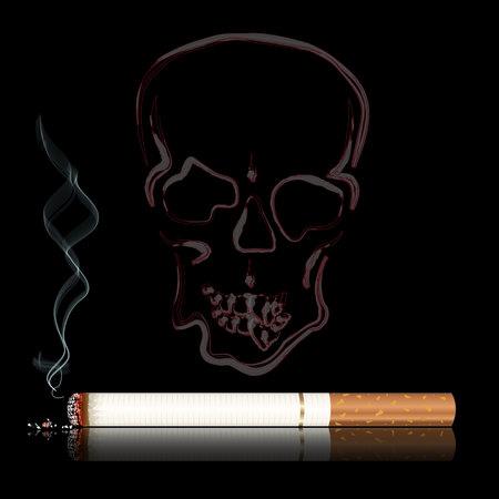 sigaretta: fumo