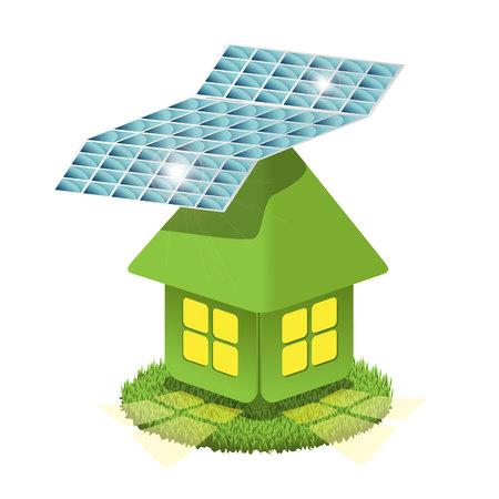 solar battery: Solar battery