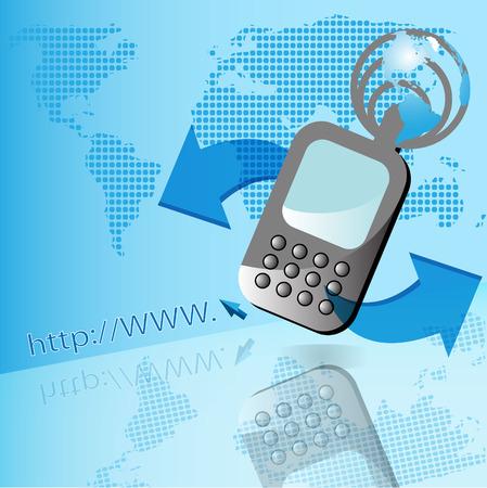 clavier: Telephone