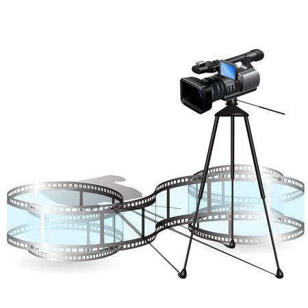 Caméra vidéo Vecteurs