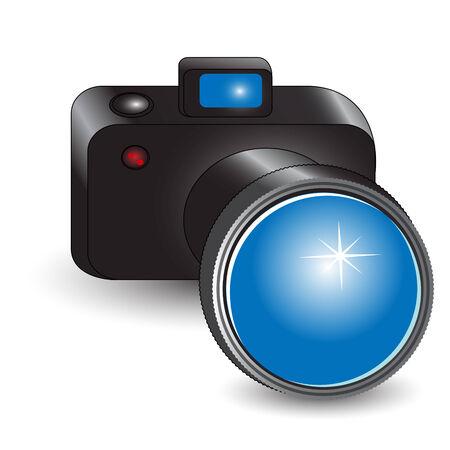 photoelectric: camera Illustration